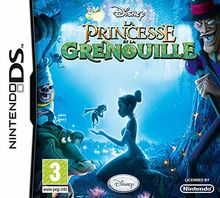 Third Party - La princesse et la grenouille Occasion [DS] - 8717418236809