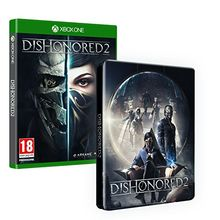 Dishonored 2 + Steelbook (französische Version)