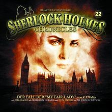 Sherlock Holmes Chronicles 22-Der Fall der My Fair Lady