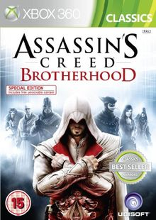[UK-Import]Assassins Creed Brotherhood Game (Classics) XBOX 360
