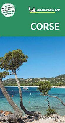 Michelin Le Guide Vert Corse (MICHELIN Grüne Reiseführer)