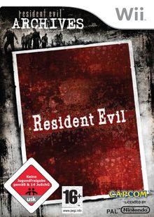 Resident Evil Archives: Resident Evil
