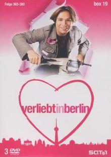 Verliebt in Berlin - Box 19, Folge 365-380 (3 DVDs)