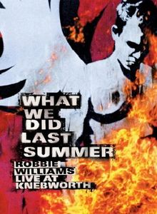 Robbie Williams - What We Did Last Summer [2 DVDs]