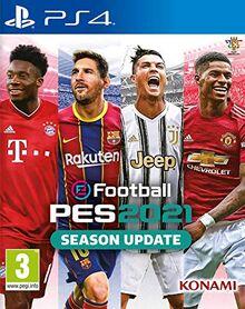 Konami eFootball PES 2021 (PS4)