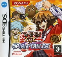 Third Party - Yu-Gi-Oh ! GX : Spirit Caller Occasion [ Nintendo DS ] - 4012927082072