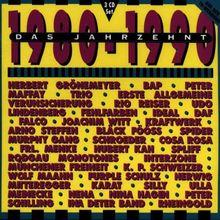 Best of 1980-1990/das Jahrzehn