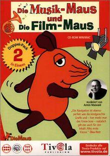 Die Musik-Maus und die Film-Maus