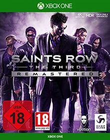 Saints Row The Third Remastered (Xbox One)