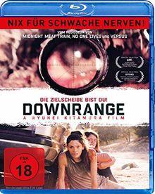 Downrange - Die Zielscheibe bist du! - Nix für schwache Nerven! [Blu-ray]