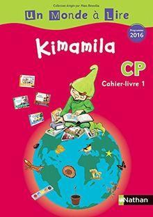 Français CP Kimamila série rouge : Guide pédagogique 1
