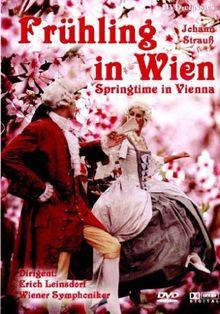 Johann Strauss - Frühling in Wien