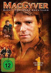 MacGyver - Season 1 [6 DVDs]