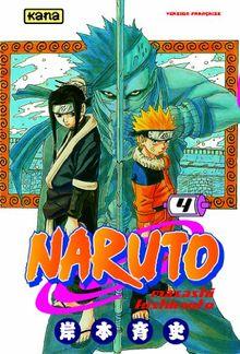 Naruto, Tome 4 :