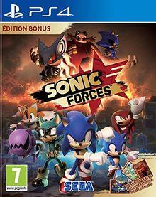Sonic Forces Edition Bonus Jeu PS4
