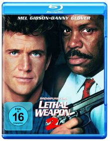 Lethal Weapon 2 - Brennpunkt L.A. [Blu-ray]