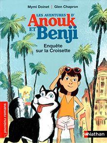 Les aventures d'Anouk et Benji : Enquête sur la croisette