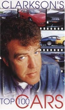 Jeremy Clarkson - Top 100 Cars [UK Import]