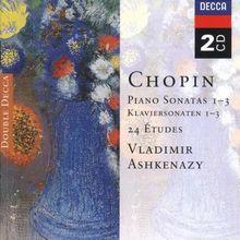 Klaviersonaten 1-3 / 24 Études