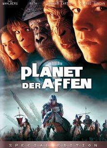Planet der Affen - Special Edition (2 DVDs) [Special Edition] [Special Edition]