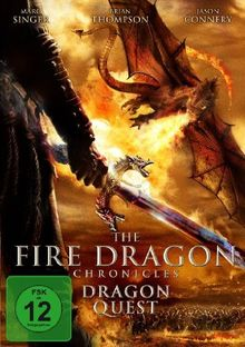 The Fire Dragon Chronicles - Dragon Quest