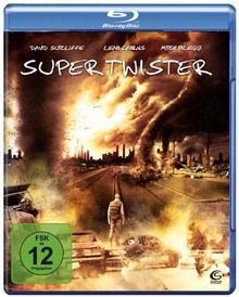 Super Twister (Super Storm) [Blu-ray]