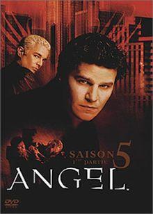 Angel : Saison 5, Partie A - Édition 3 DVD