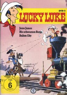 Lucky Luke - DVD 8