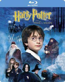 Harry Potter und der Stein der Weisen (Steelbook) [Blu-ray]
