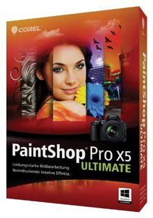 Corel PaintShop Pro X5 Ultimate