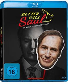 Better call Saul - Die komplette vierte Season [Blu-ray]