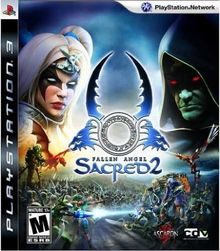 Sacred 2: Fallen Angel [UK]