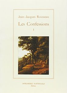 Les confessions Tome 1 : Les confessions (Salamandre)