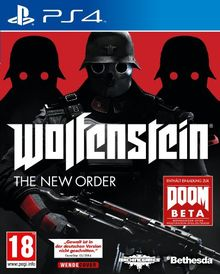 Wolfenstein: The New Order [AT - PEGI] - [PlayStation 4]