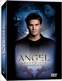 Angel - Jäger der Finsternis: Season 1.2 Collection (Episoden 12-22) [Box Set] [3 DVDs]