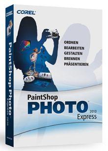 Corel PaintShop Photo Express 2010 (Mini Box)