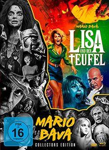 Lisa und der Teufel - Mario Bava-Collection #2 (+ DVD) (+ Bonus-DVD) [Blu-ray] [Collector's Edition]