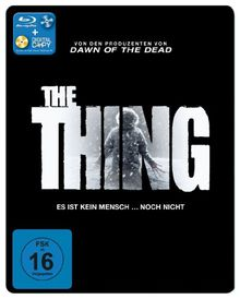 The Thing - Steelbook [Blu-ray]