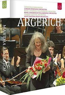 Martha Argerich Box [7 DVDs]