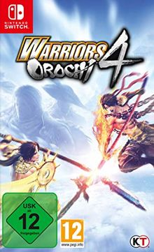 Warriors Orochi 4 [Nintendo Switch]