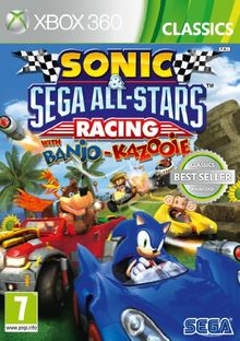 [UK-Import]Sonic & Sega All-Stars Racing Game (Classics) XBOX 360