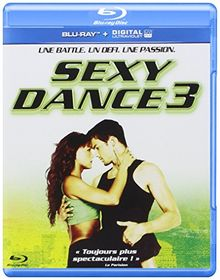Sexy dance 3 - the battle [Blu-ray] [FR Import]