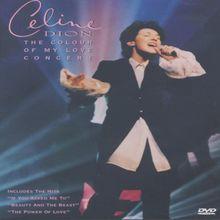 Céline Dion - Colour of My Love