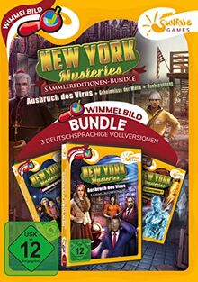 New York Mysteries – Ausbruch des Virus