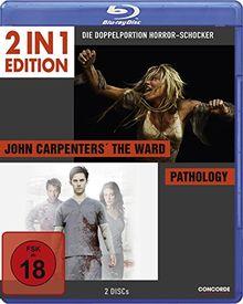 John Carpenter's The Ward/Pathology - 2 in 1 Edition [Blu-ray]