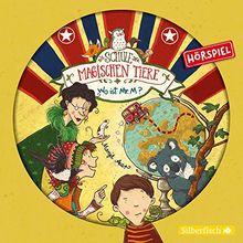Die Schule der magischen Tiere - Hörspiele 7: Wo ist Mr. M? Das Hörspiel: 1 CD