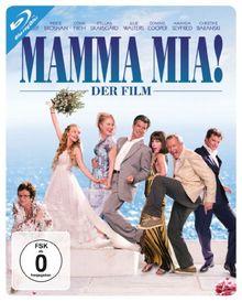 Mamma Mia! - Der Film - Steelbook [Blu-ray]