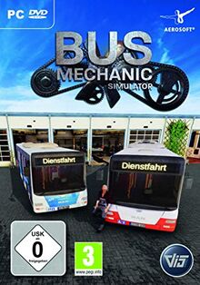 Bus Mechanic Simulator - [PC]