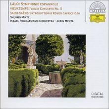Symphonie Espagnole/Violinkonzert