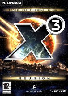 X³ : reunion - jeu + extension - gold édition [FR Import]